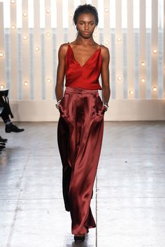 Jenny Packham   Fall 2014 Ready-to-Wear Collection   Style.com #NYFW #NYFW2014