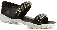 Givenchy Chain Sandals... Hot or Hmm?
