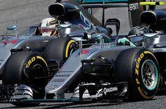 Nico Rosberg quer esquecer o incidente do Grande Prémio de Espanha