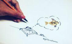 Food art and illustraction by ghiblivreativeroom