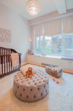 Brooklyn Heights transitional-nursery.