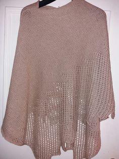 Poncho aus Katja concept Baumwolle mit Yak, Anleitung Junghans Junghans, Skirts, Fashion, Tutorials, Cotton, Moda, Skirt Outfits, Fasion, Skirt