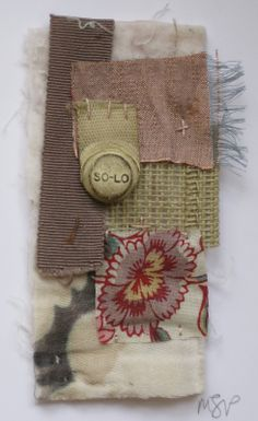 Thread and Thrift: Making cards