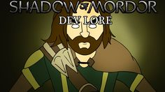 LORE - Middle-earth: Shadows of Mordor Dev Lore in a minute! Shadow Of Mordor, Middle Earth, Shadows, Fictional Characters, Darkness, Fantasy Characters, Ombre
