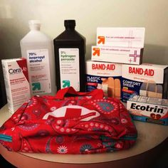 First Aid Kit Bundle - Mercari: $11!!
