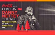 'Christmas with Danny Nettey & Friends' @ La Palm Dec. 25