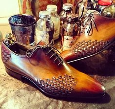 Bespoke Gentleman's Essentials. Modern Classic Trend. | Men's Fashion | Men's Shoes | Young Urban Male @ Ricky's Turn |