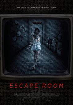 廝殺密室/密弒逃脫(Escape Room)poster