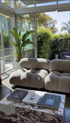 Dream Home Design, Home Interior Design, Interior Architecture, House Design, Interior And Exterior, Living Spaces, City Living, Living Room Decor, Minimalist Room