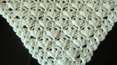 CrochCrochet Pattern '* VERY PRETTY AND EASY FLOWER PATTERN FOR A SHAWL *
