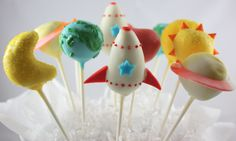 How To Make Solar System Cake Pop Pan
