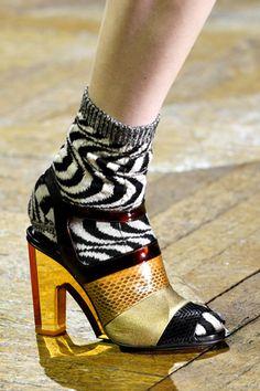heels and socks make me happy