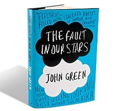The Fault in our Starships. I so wanna read it!