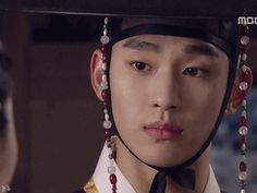 Lee Hwon in 'The Moon That Embraces The Sun'