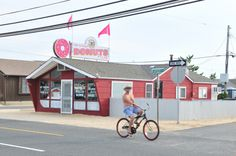 Donuts Plus old time donut shop located in Ocean Beach III NJ.