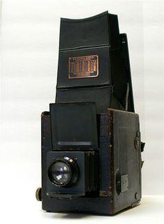 Antique Graflex RB  SLR Medium Format Camera by CanemahStudios, $52.00