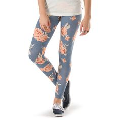 vans yoshimi leggings, Vans Damen Tops PALM BRUSH Top