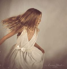 """""""Dance Like no one is watching""""  By Portrait photographer Emma Steel"""