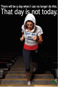 Inspiration run-happy