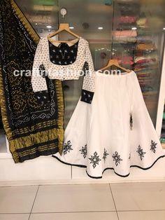 Mermaid Bateau Court Train Lace Wedding Dress with Beading - kesk Chaniya Choli Designer, Garba Chaniya Choli, Garba Dress, Navratri Dress, Choli Dress, Garba Dance, Chaniya Choli For Navratri, Lehenga Choli, Choli Blouse Design