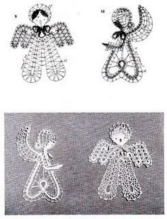 Needle Lace, Bobbin Lace, Lace Making, Lace Patterns, Crochet Earrings, Projects To Try, Kids Rugs, Album, Christmas