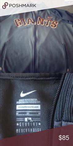 Giants Jacket Selling a M  men's giants Jacket Nike Jackets & Coats