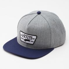 e9a2079b3a9 Vans Full Patch Snapback  26.00 Putting Me Together