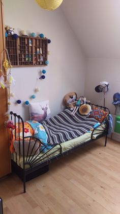 Lovely bedroom for at boy🌻