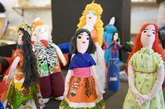 Bruxinhas, as bonecas de pano nordestinas