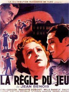 FRENCH La Regle du Jeu [1939]