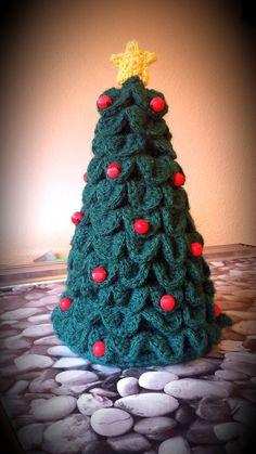 ROSMIGURUMI-ART: TREE CHRISTMAS