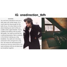 imagines, one direction, and Harry Styles image