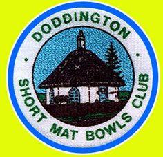 Doddington Short Mat Bowls Club emblem