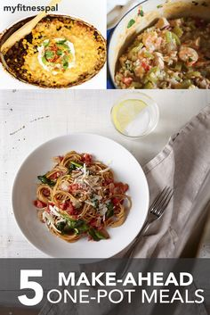 5 healthy dinners th