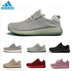 694775277 Adidas Originals 2016 Yeezy 350 Boost Men  and Women  Athletic Gym Shoe