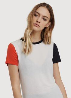 Shop for the Straight Up Crew Tee at Kit and Ace. Kit and Ace provides technical clothing for men and women.