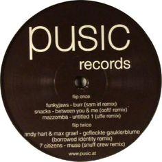 Various - Pusic Records 007