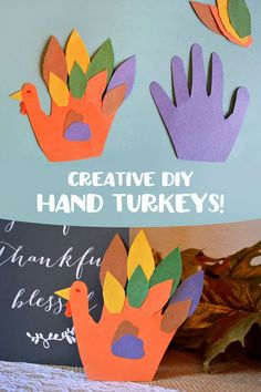 364 Best Thanksgiving Crafts And Activities For Kids Images