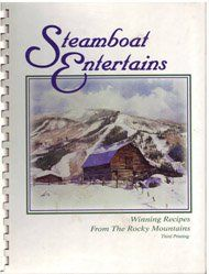 Incredible recipes, wild game, fish, to desserts!  PUMPKIN Cheese Cake.  Add additional teaspoons of spices!  Crust, made w/ butter& baked separately, no cinnamon in crust.  When cooking with warm spices, use more as they tend to bake out, or reduce in flavor during baking.  So season to taste here!  Steamboat Entertains: Winning Recipes from Ski Town USA by Steamboat Springs Winter Sport Club, http://www.amazon.com/dp/0963101021/ref=cm_sw_r_pi_dp_P8dcsb0QR5PYJXDW