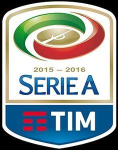 Serie A Logo 2015 - 2016