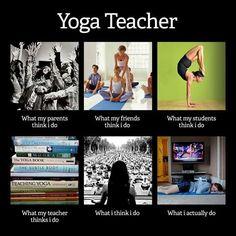 #yoga #yogateacher #yogapose