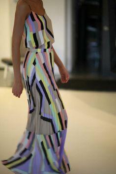 <3 long dresses...