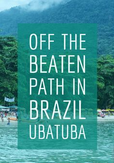 c11779888a92 95 best Brazil Travel images in 2019 | Travel advice, South america ...