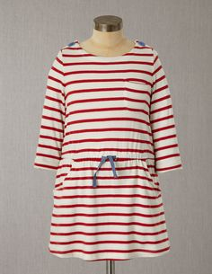 Boat Neck Dress