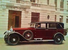 1928 Minerva AH