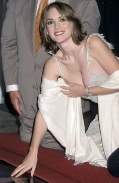 Winona Ryder Hot Topless Sexy Bikini Feet Pictures Young Age Short Hair Hollywood Walk Of Fame, Hollywood Boulevard, Hollywood Stars, Winona Ryder, Beetlejuice, Bikini Pictures, Bikini Photos, Winona Forever, Female Stars