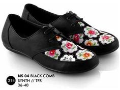 Sepatu Flat Wanita Casual Trendy  NS 04  (Brand Everflow) Free Ongkir 64777376af