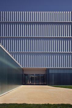 Galería - Nueva Jefatura Superior de Policía en Logroño / Matos-Castillo Arquitectos - 3