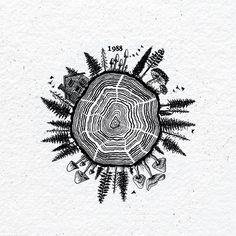 40 Ideas for oak tree drawing sketch art Oak Tree Drawings, Art Drawings, Drawing Art, Drawing Ideas, Natur Tattoos, Desenho Tattoo, Pen Art, Body Art Tattoos, Framed Art Prints