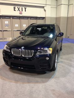 2013 BMW X3 SUV! Soon to be my new baby